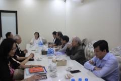 Ảnh Tọa đàm Văn hiến Việt Nam và Phát triển đất nước