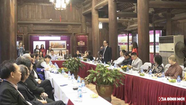 Nhiều đại biểu thảo luận sôi nổi tại tọa đàm