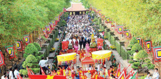 Lễ Giỗ Tổ Hùng Vương sẽ được tổ chức vào ngày 02 tháng 4 năm 2020. Nguồn ảnh: baotainguyenmoitruong.vn