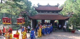 Lễ tưởng niệm 577 năm ngày mất của Anh hùng dân tộc, Danh nhân Văn hóa thế giới Nguyễn Trãi